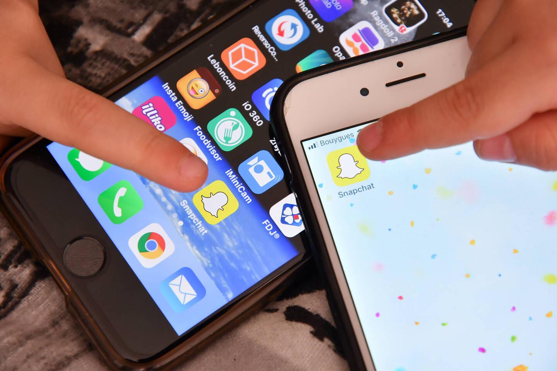 Le réseau social Snapchat est parfois utilisé pour revendre des produits stupéfiants.
