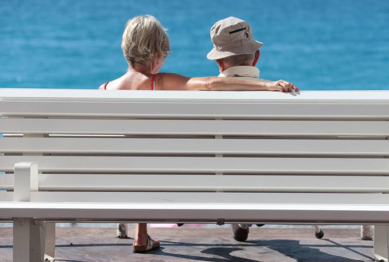 Chaque année la Ville d'Antibes célèbre les mariages qui durent.