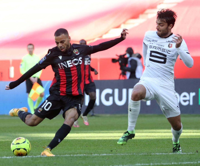 Excellent contre Rennes, Alexis Claude-Maurice sera de nouveau titulaire, ce soir contre Nîmes.