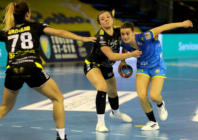 Les coéquipières d'Anna Berger-Wierzba, en net regain de forme, ont déroulé mercredi soir, à domicile, contre Plan-de-Cuques (29-17).