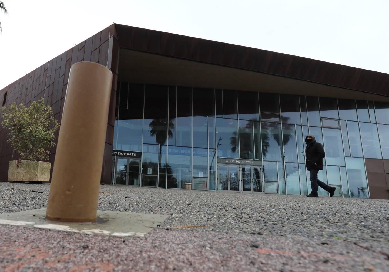 Second centre municipal de vaccination, l'habituel temple des clubs de volley-ball accueillera les personnes prioritaires dès ce lundi 8 mars.