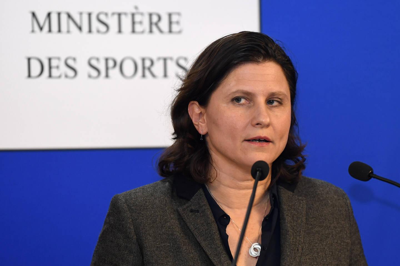 Le ministère des Sports dirigée par Roxana Maracineanu a acté mercredi soir la non reprise des championnats de football de National 2 et de Division 2 féminine. (Photo AFP)