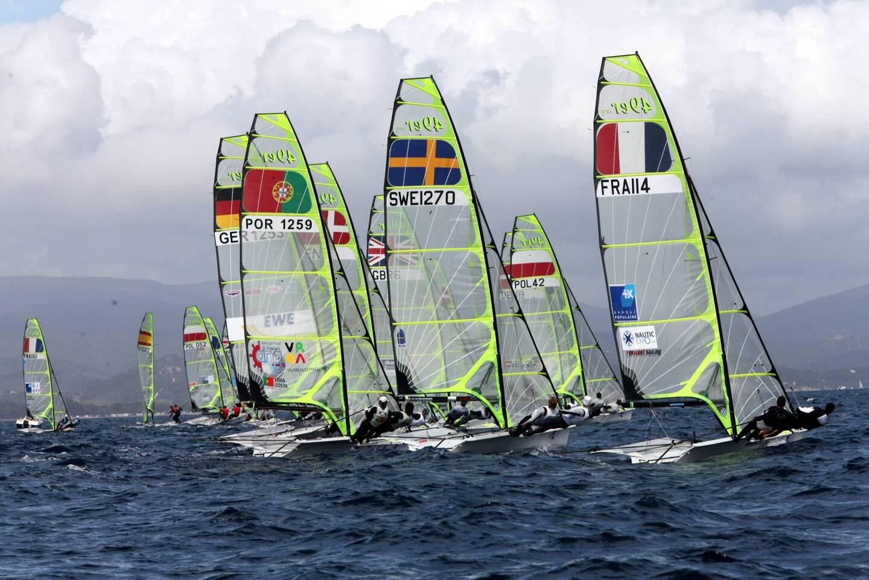 La Semaine olympique française de voile prévue à Hyères en avril est annulée pour la deuxième année consécutive.