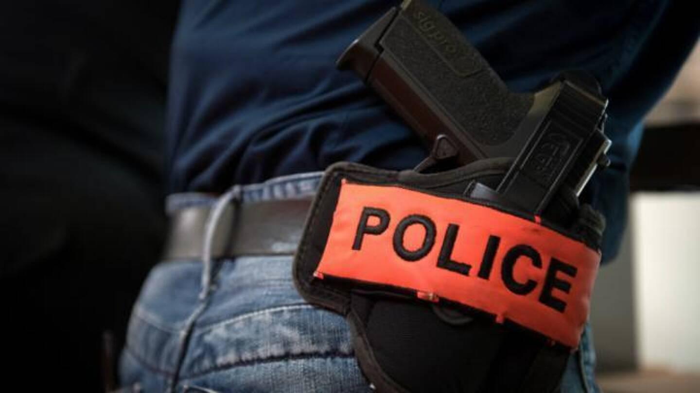 La Bac est intervenue peu après l'agression, dans un magasin toulonnais. (Photo d'illustration V.-M.)