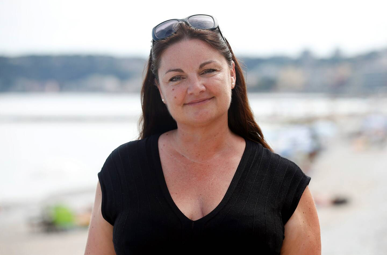 Alexandra Valetta-Ardisson, députée de la 4e circonscription des Alpes-Maritimes.