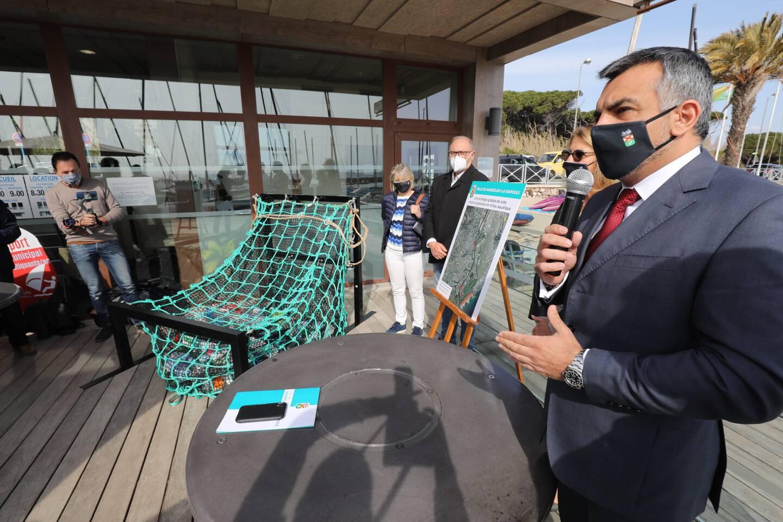 Sébastien Leroy présente son plan de lutte contre la pollution des eaux