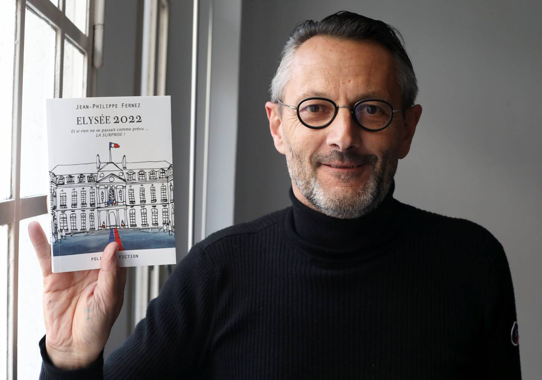 Jean-Philippe Fernez versera l'intégralité des ventes d'Élysée 2022 à l'association Fréjusienne Les Libellules.