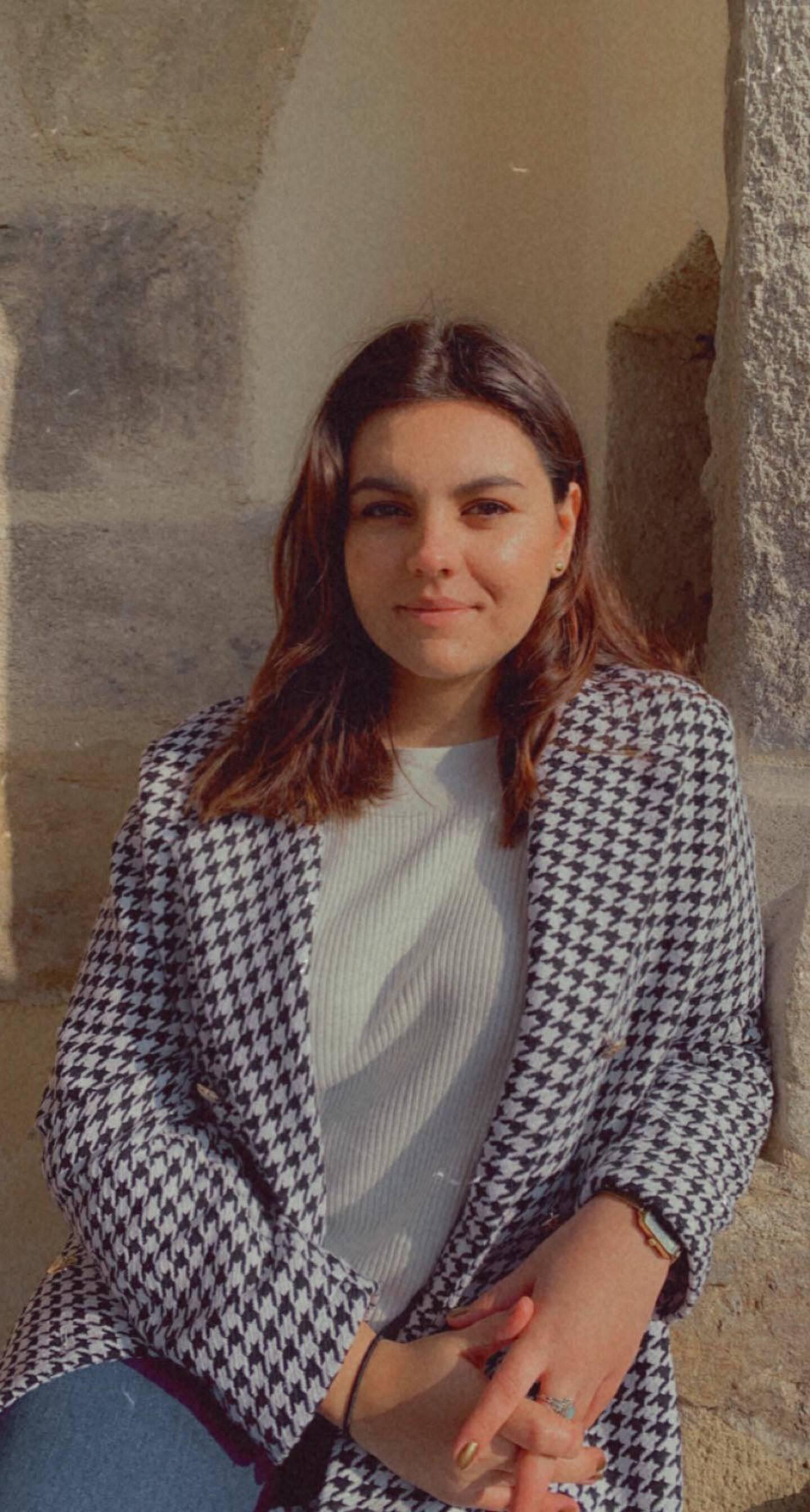 Aurélie Benedetto voudrait provoquer le retour des touristes en mettant en avant le patrimoine de la vallée.