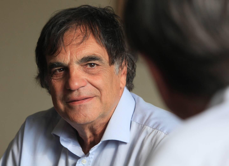 Marcel Rufo, le très médiatique pédopsychiatre toulonnais.