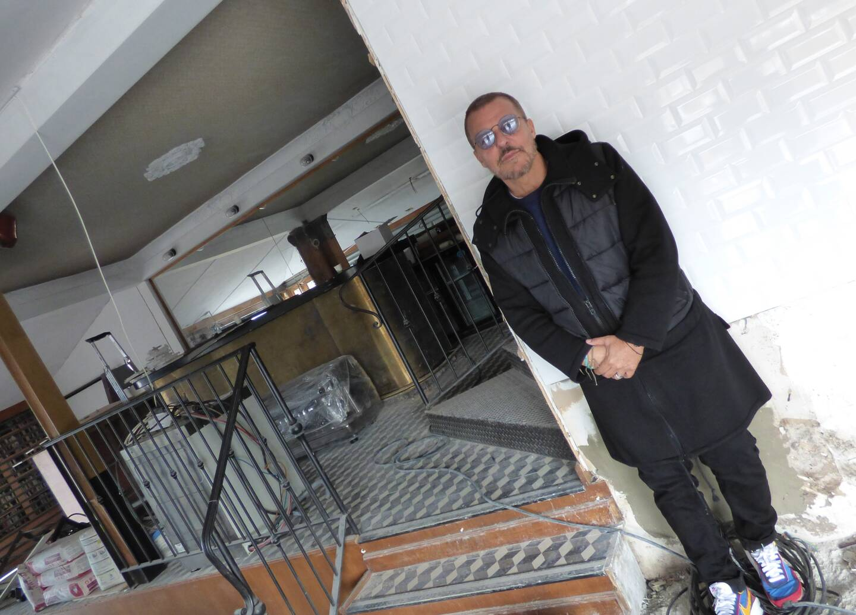 Homme d'affaires dans l'univers festif, Jean-Roch, crée une nouvelle déclinaison culinaire à Saint-Tropez.