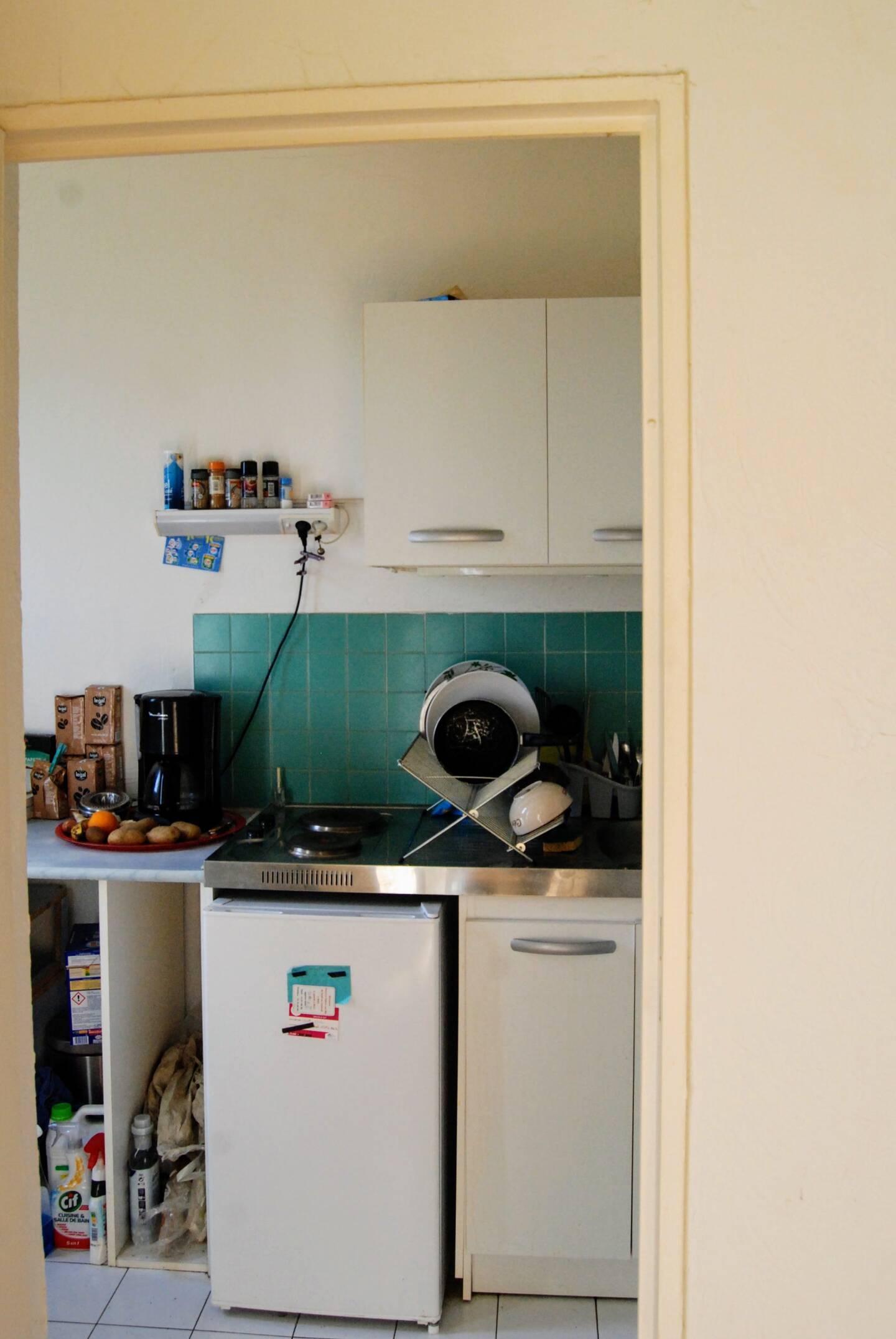 Certains appartements du programme Logement d'Abord permettent aux résidents de vivre en autonomie. Comme ici, à Lou Virou Souleou. Photos Alice Patalacci