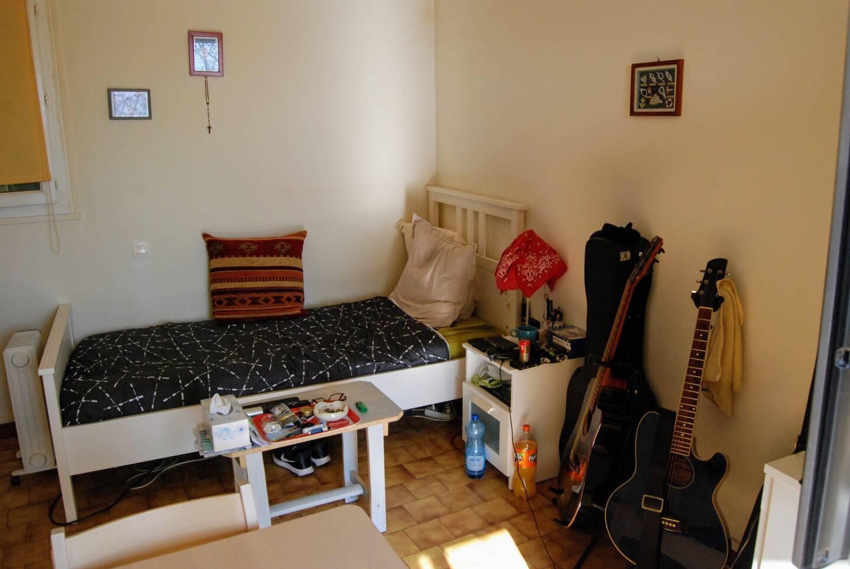 Certains appartements de Logement d'Abord permettent aux résidents de vivre en autonomie. Comme ici, à Lou Virou Souleou. Photos Alice Patalacci