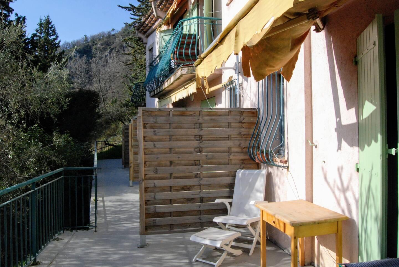 Certains appartements de Logement d'Abord permettent aux résidents de vivre en autonomie. Comme ici, à Lou Virou Souleou.
