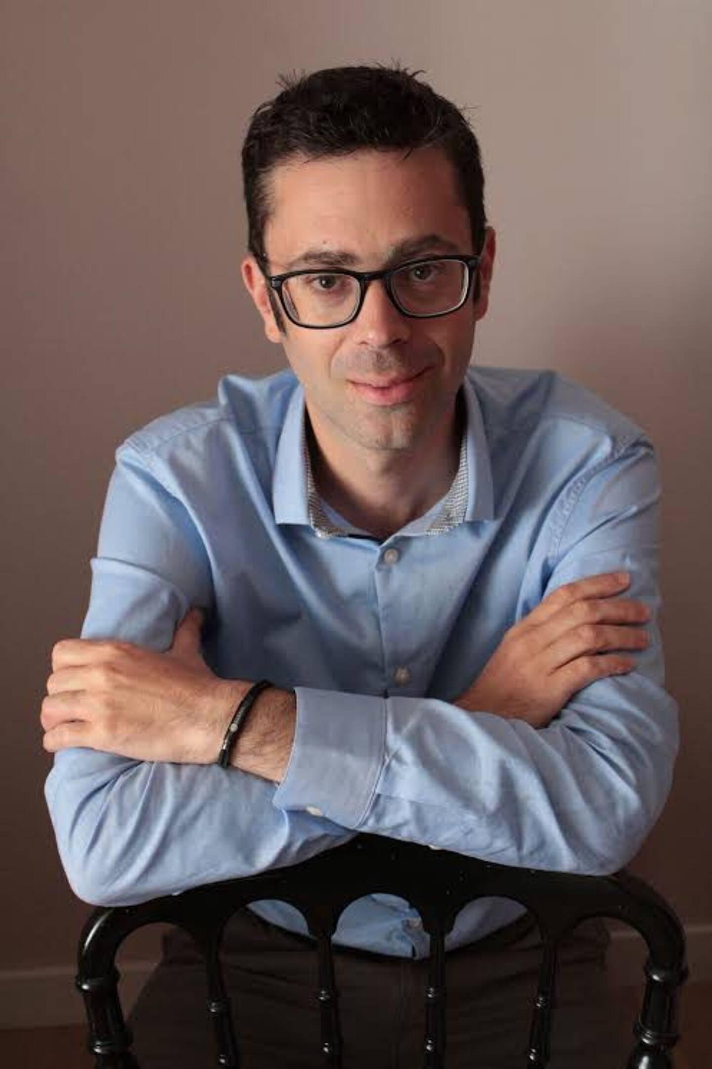 """Nicolas Bouzou : """"Pour l'éducation des enfants, on fait de son mieux...ou du moins mal possible"""""""