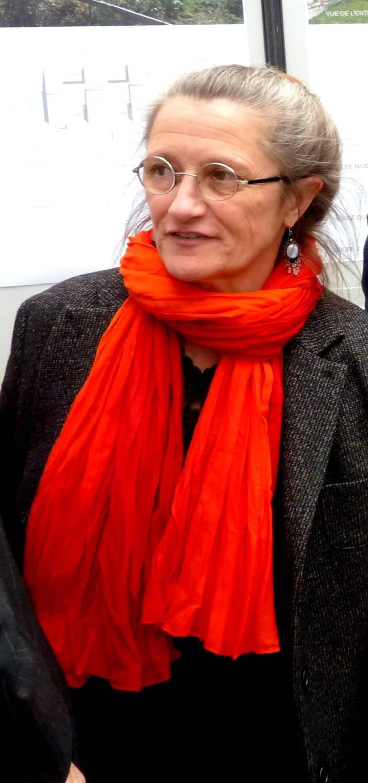 Laurence Thiebaut, chargé de mission environnement à la mairie de Vence.