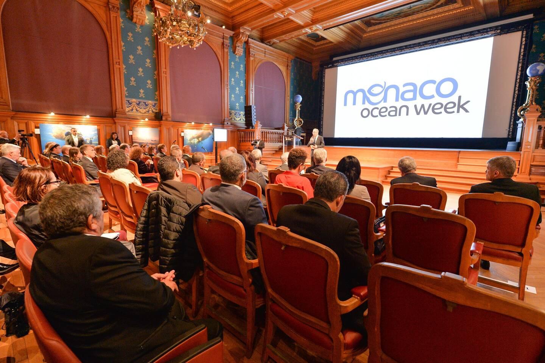 Annulée l'an passé, la Monaco Ocean Week alternera cette année avec des événements en présentiel et en distanciel. (Photo archives Monaco-Matin)