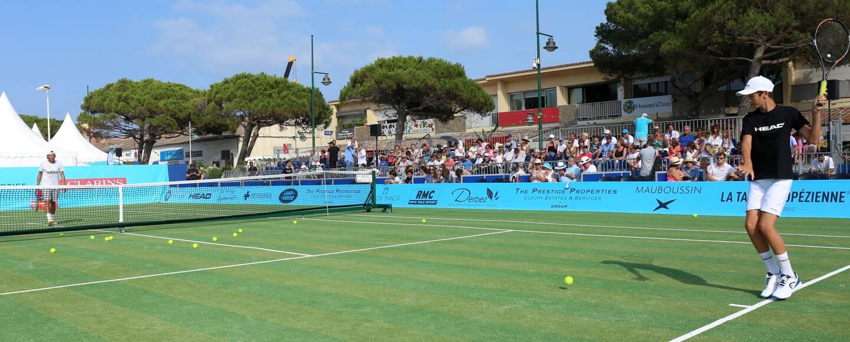Après le Classic Tennis Tour, ce tournoi promet du beau jeu aux de la petite balle jaune.