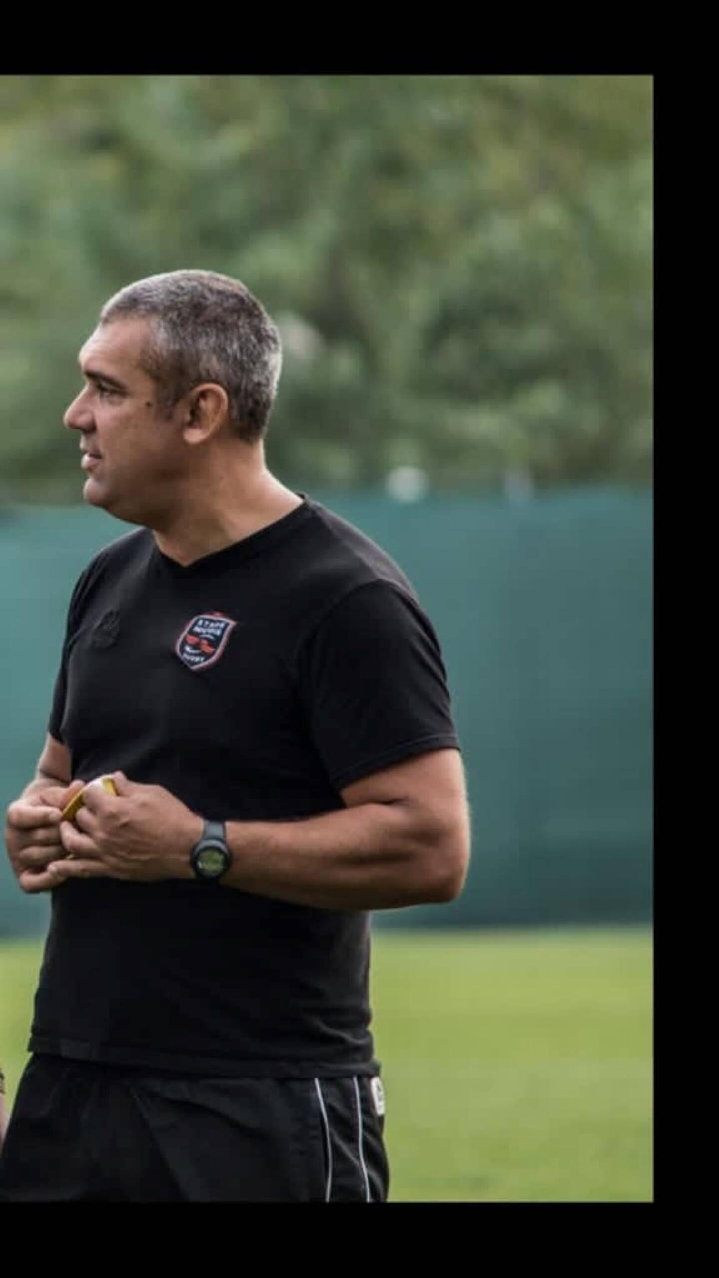 Nicolas Bonnet dirigera l'équipe fanion du Rugby Olympique de Grasse la saison prochaine. (Photo DR)