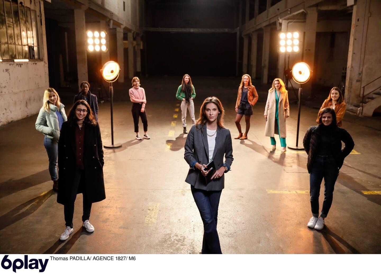 Ophélie MEUNIER, Emma GRISEAU, Priscille LESTIENNE, Julie PASQUET, Elisa MARTINEZ, Aicha DIEME, Delphine MORIN, Louise AUBERY, Clarysse POIRET, Lea MOUKANAS.
