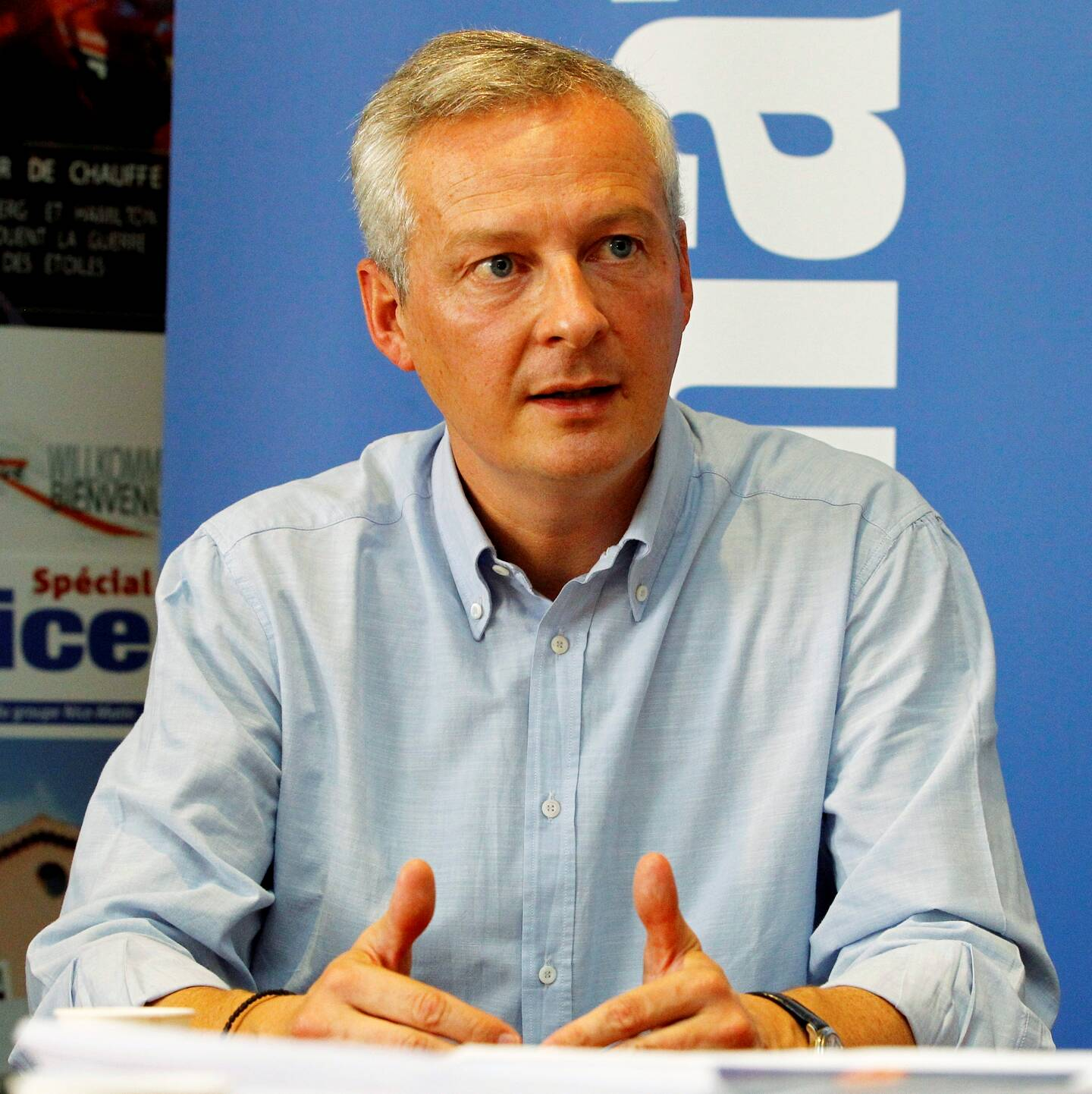 Bruno Lemaire.