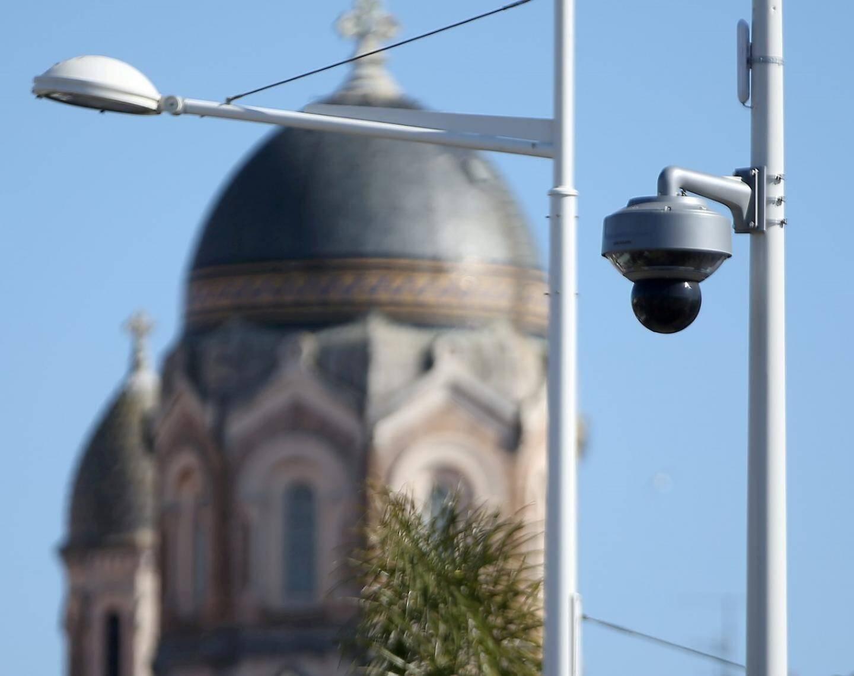 En plus des 34 caméras installées depuis 2018, 24 autres appareils vont être répartis dans la commune cette année. Objectif 150 caméras de surveillance d'ici cinq ans.