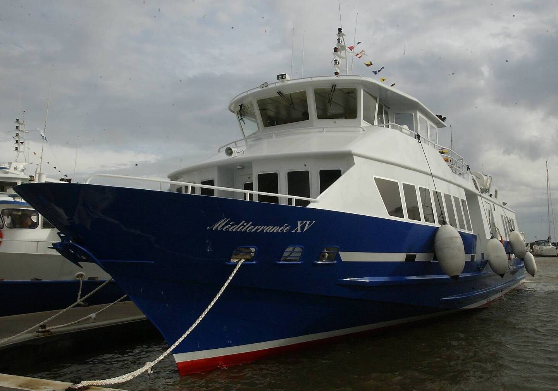 La TLV desservira les îles d'Hyères pour les quatre prochaines années.