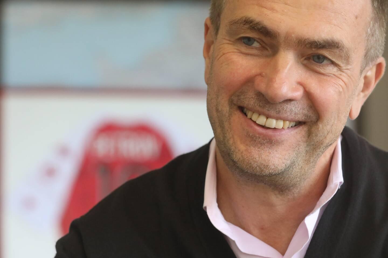 Oleg Petrov, vice-président et directeur général de l'AS Monaco