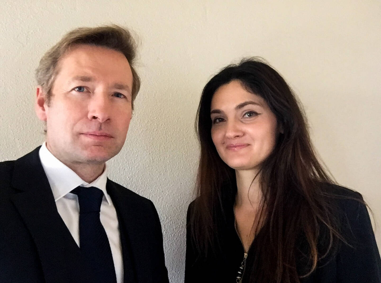 Caroline Regad et Cédric Riot, enseignants-chercheurs à l'Université de Toulon, ont coécrit la Déclaration de Toulon. (Photo DR)