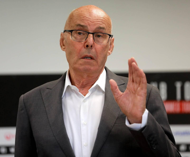 Bernard Lemaître estime que les Toulonnais sont traités comme des mouchoirs en papier.