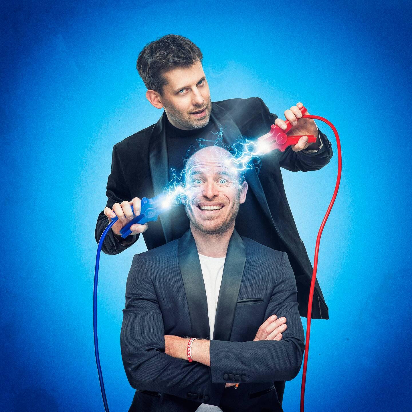 Zack et Stan vont vous brancher sur leur magie unique.