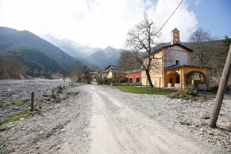 L'incendie est survenu au niveau du hameau de Vievola.