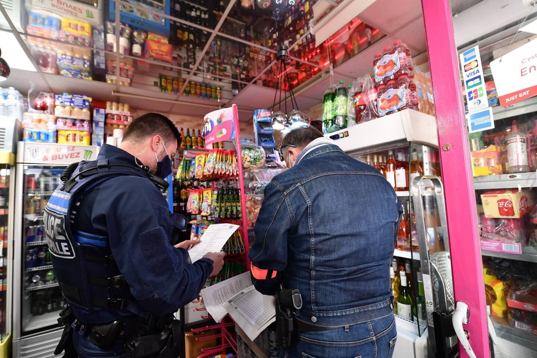 L'opération était conjointement menée par la police nationale et municipale dans le cadre de leur partenariat. D'autres contrôles seront effectués dans les semaines à venir.