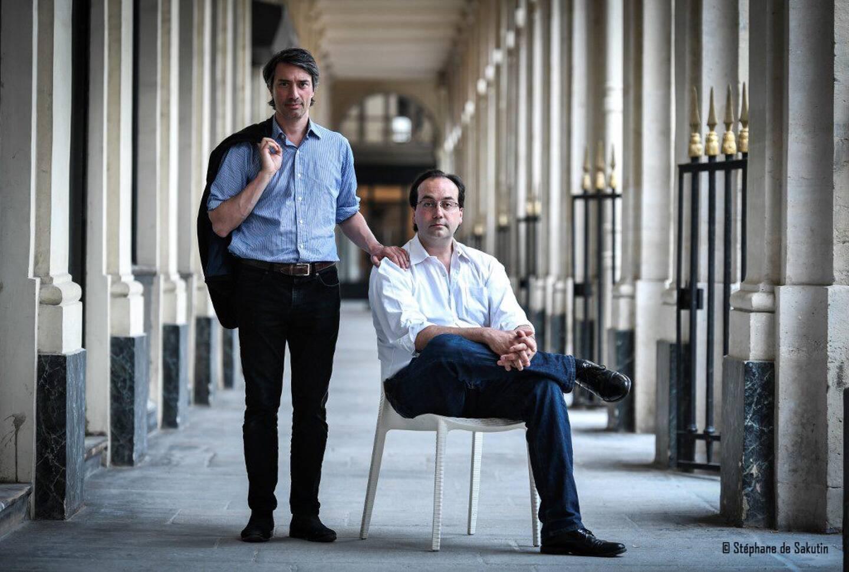 Gédéon et Jules Naudet.