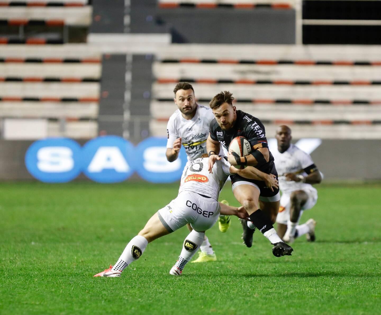Julien Ory comptabilise 17 feuilles de match cette saison, dont 9 titularisations.