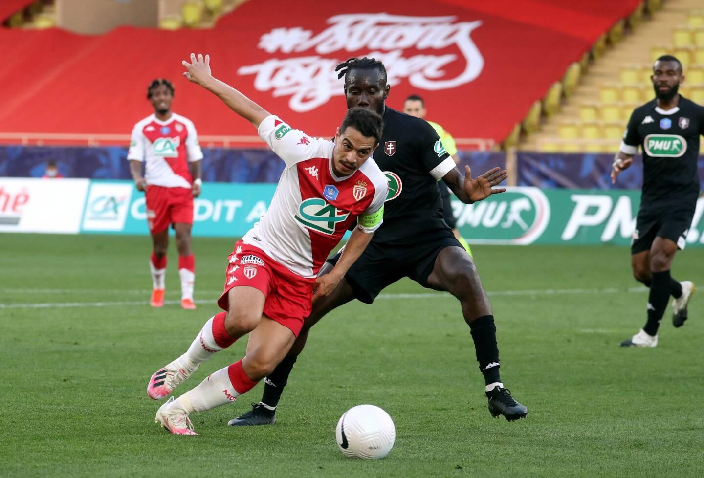 Wissam Ben Yedder et ses partenaires se rendront au Parc OL entre deux déplacements en Ligue 1, à Bordeaux (le 18 avril) et à Angers (le 25).