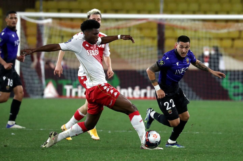 Rony Lopes est de retour dans le onze niçois, ce dimanche, contre Reims.