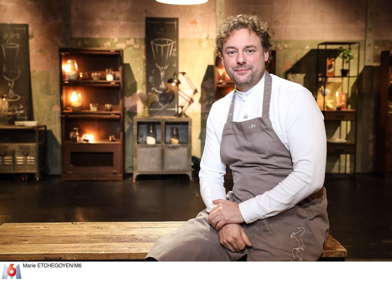 Arnaud Donckele, un habitué de Top Chef.