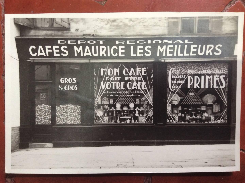 La première boutique sur le cours Lafayette.