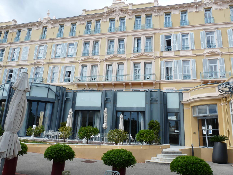 La majorité des hôtels du pays mentonnais sont fermés depuis octobre 2020.