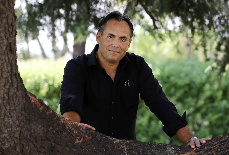 Sébastien Didier, romancier azuréen des plus prometteurs.