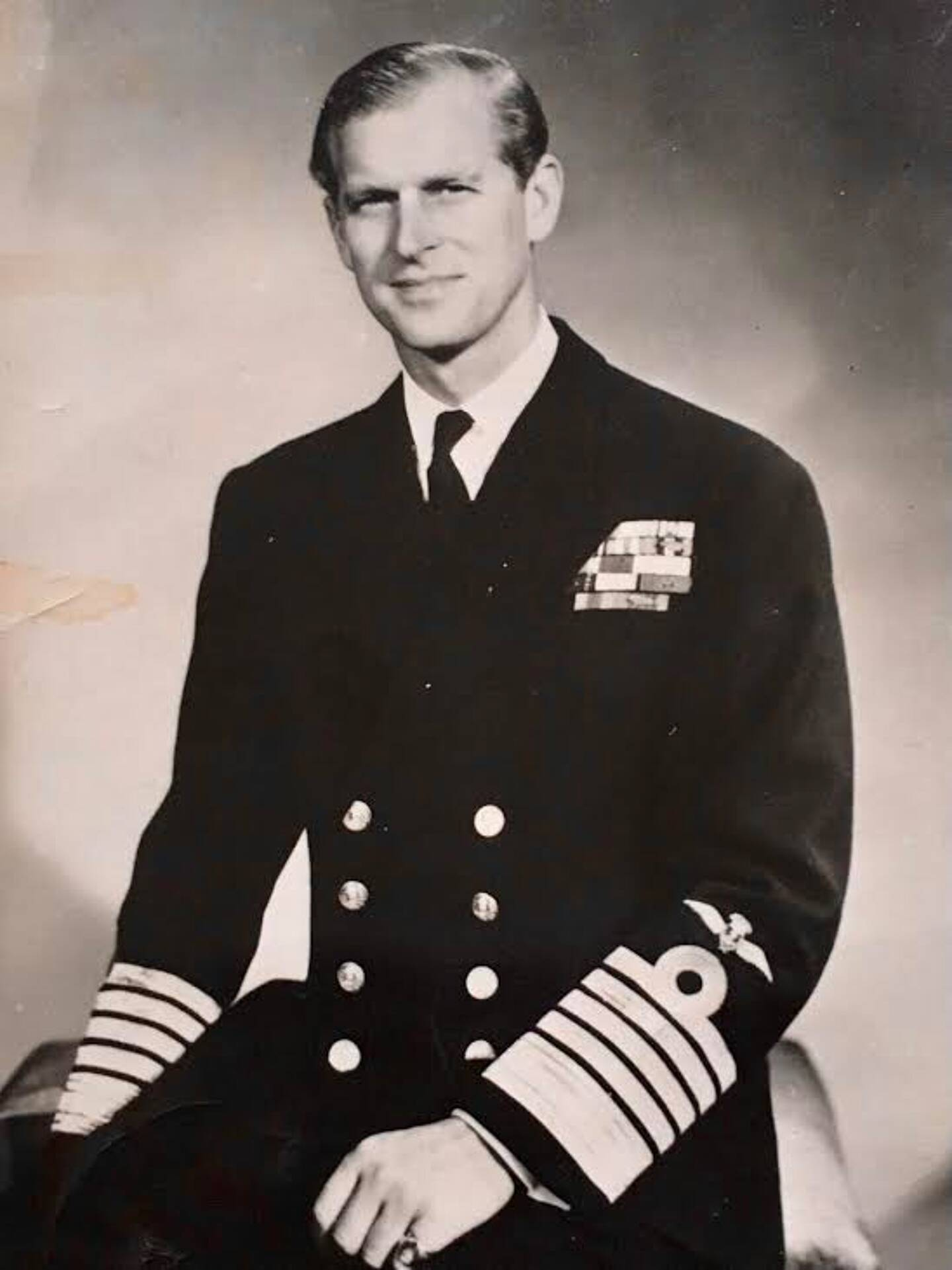 Lord Mountbatten, ancien de la Royal Navy