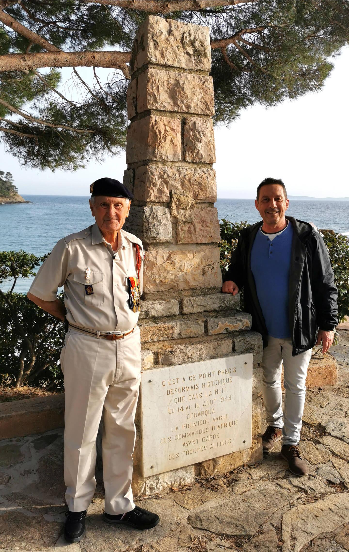 Soucieux de transmettre le devoir de mémoire, Philippe Natalini et son équipe de Provence 44 Productions mettent l'histoire de Pierre Velsch à l'honneur.(DR)