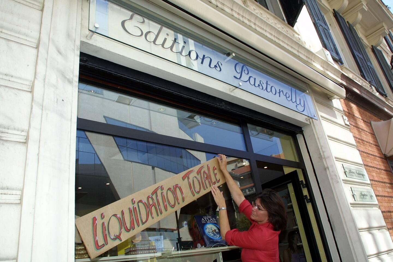 """C'était en juillet 2002. La librairie, les """"Editions Pastorelly"""" de l'avenue Saint-Laurent à Monte Carlo annonce sa fermeture. Elle interviendra en fin d'année, comme pour les deux autres librairies de Monaco."""