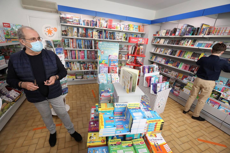 La librairie des Mandarins a été créée en 1984 par Jean-Michel Goupillou.