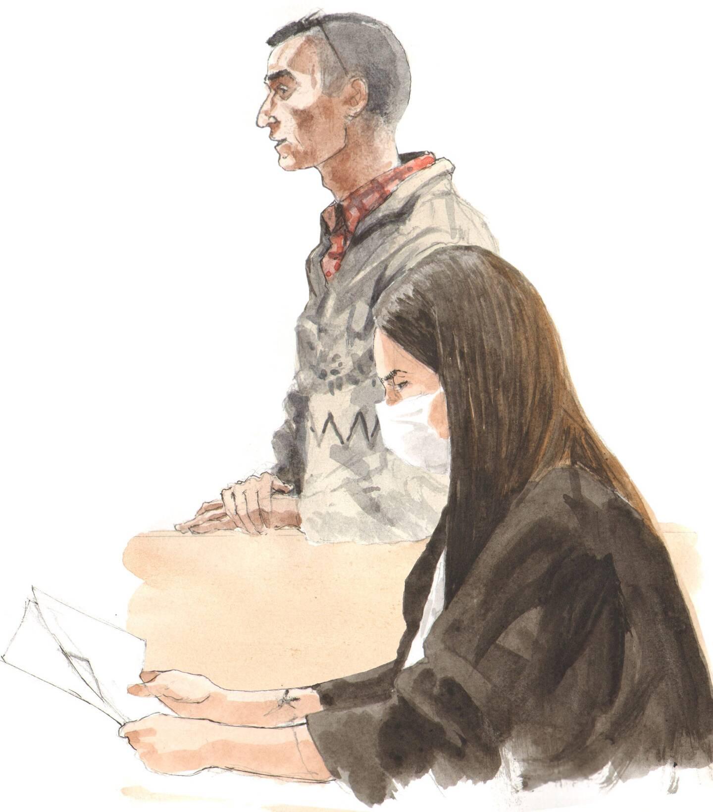 Outre sa condamnation à vingt-cinq ans de réclusion, Bruno Engler, défendu par Me Cécile Gondran, s'est vu retirer l'autorité parentale de ses enfants mineurs.