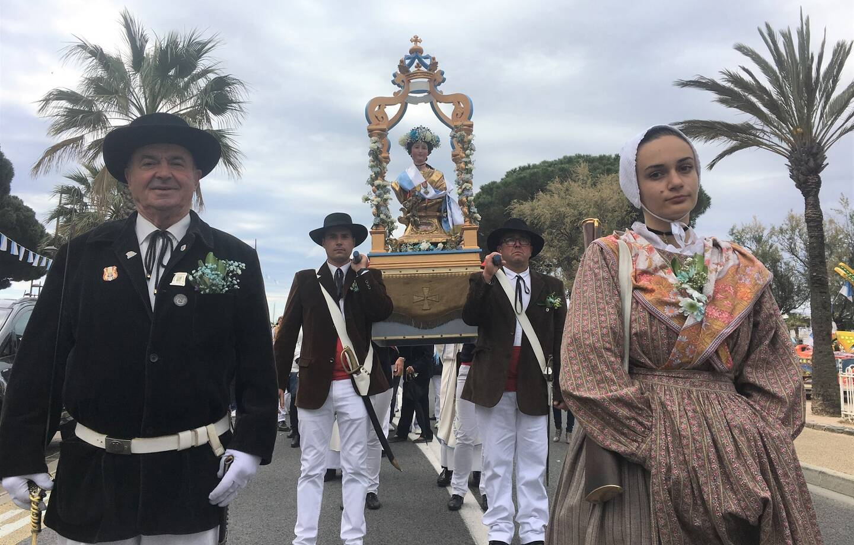 Le président de l'Association de maintenance des traditions, Michel Lanzada, a annoncé sans surprise l'annulation de la fête votive.