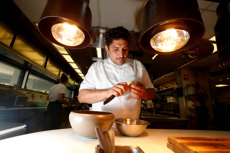 D'ici quelques jours le chef Mauro Colagreco s'envolera pour Singapour pour ouvrir un restaurant éphémère.