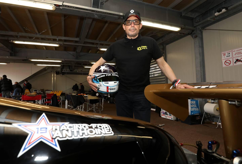Frédéric Lajoux coche à nouveau la case F1 à domicile.
