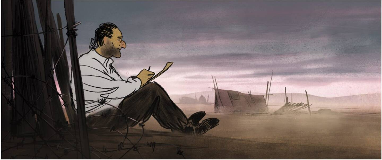 Le long-métrage d'animation signé Aurel, a reçu en février dernier le César du meilleur film d'animation.