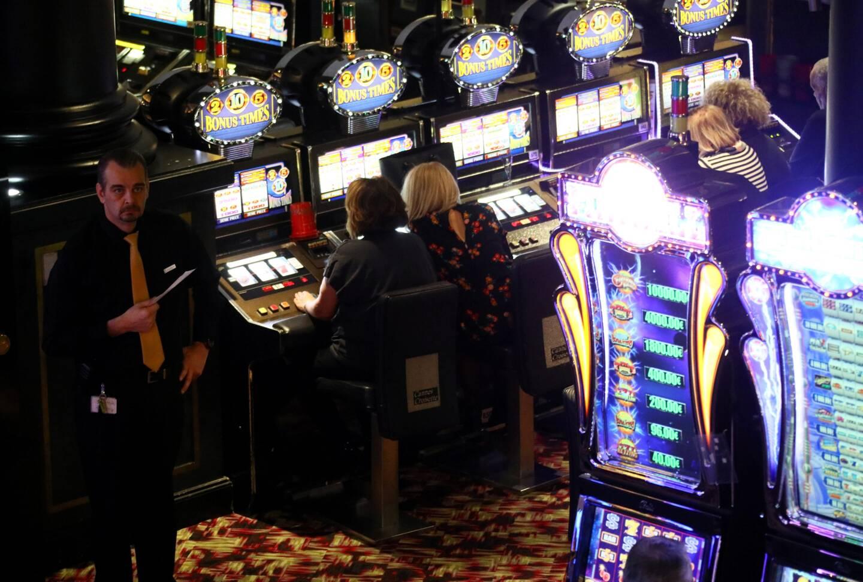 Le casino Croisette.